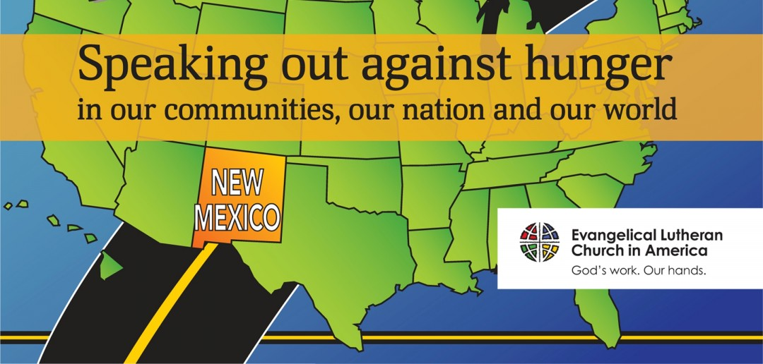 New Mexico has one of the highest rates of hunger in the nation.