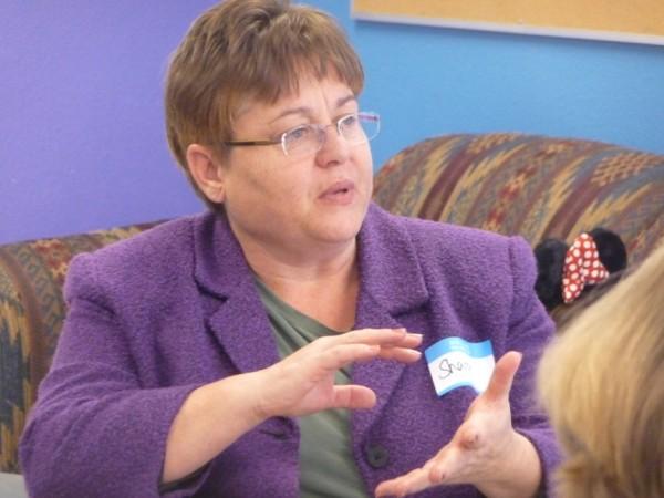 Sharon Henderson talks about Individual Development Accounts